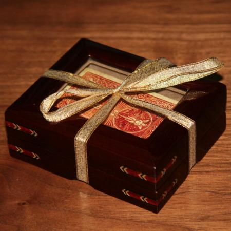 Siam Card Box by Magic Wagon