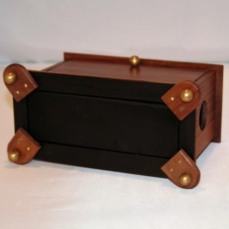 Silk Cabi Chest by Paul Lembo