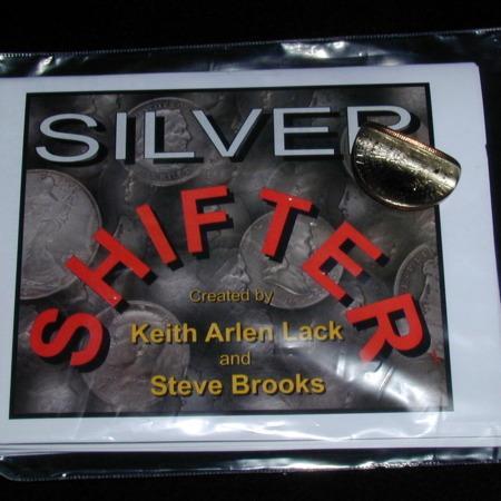 Silver Shifter by Arlen Studio