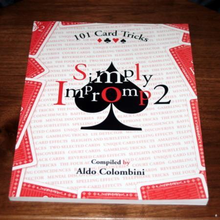 Simply Impromp2 - 101 Card Tricks by Aldo Colombini