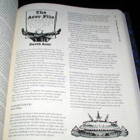Magic Menu, The: Vols. 31-60 by Jim Sisti