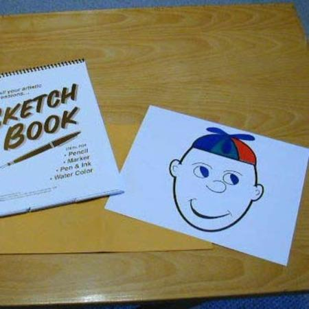 Sketch-O-Magic by Samuel Patrick Smith