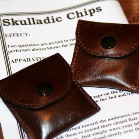 Skulladic Chips by Magic Wagon