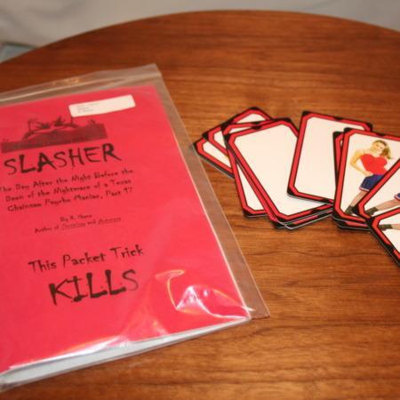 Slasher by R. Shane