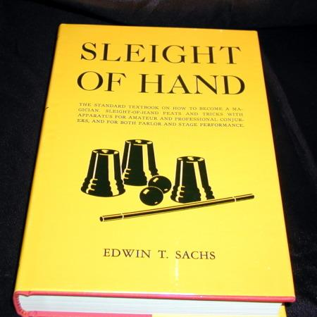 Sleight of Hand by Edwin T. Sachs