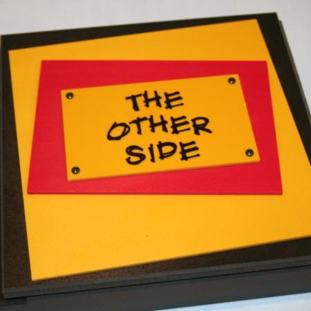 Sliding Disc Box by Yellowshark Design