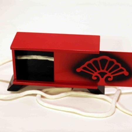 Sliding Knot Box by Supreme Magic Company