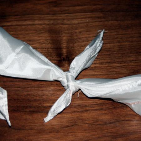 Slydini's Knotted Silks by Slydini, BIll Malone
