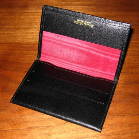 Short Leather Himber Wallet by Murphy's Magic Supplies