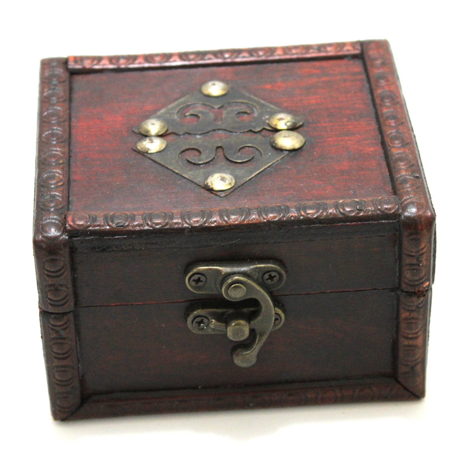 Small Medieval Card Box by Viking Mfg.