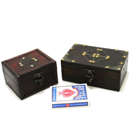 Small Medieval Card Box by Viking Mfg.