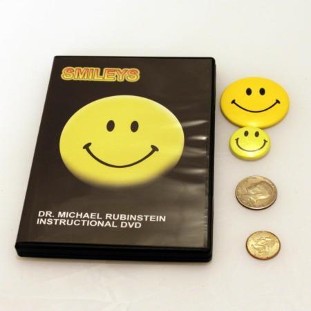 Smileys by Michael Rubinstein