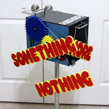 Something, Nothing, and More + ATA Case by Terry Elton