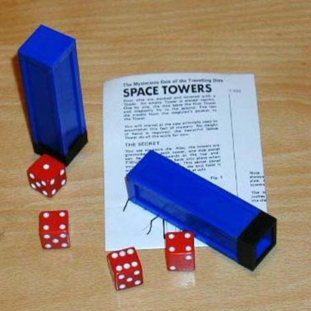 Space Towers by Tenyo