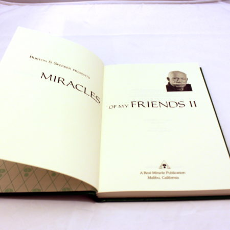 Miracles Of My Friends II by Burton Sperber