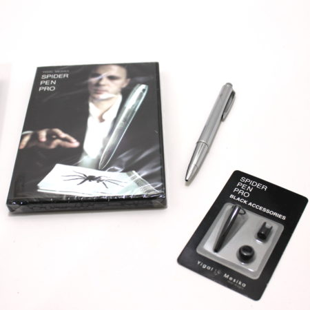Spider Pen Pro and Accessories by Yigal Mesika