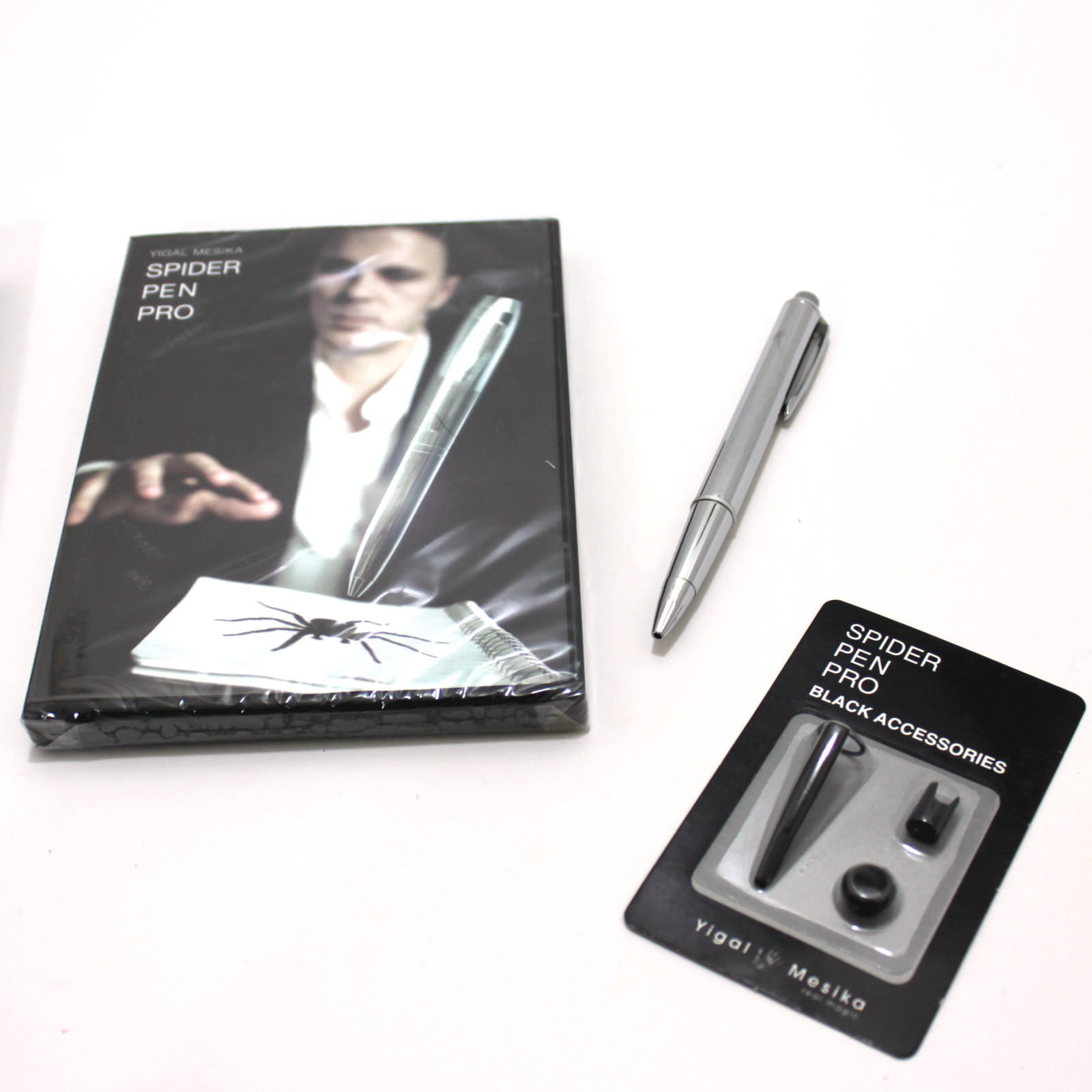 Spider Pen Pro and Accessories by Yigal Mesika | Martins