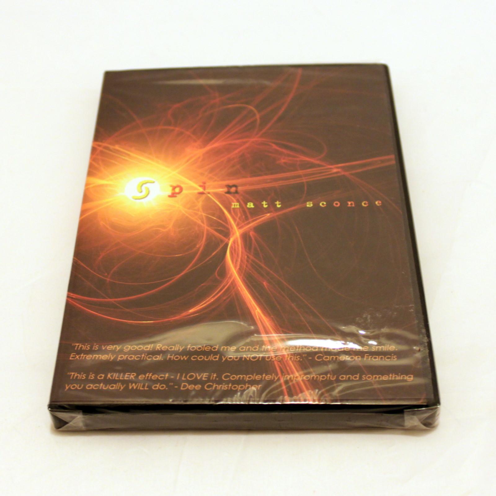 Spin DVD by Matt Sconce