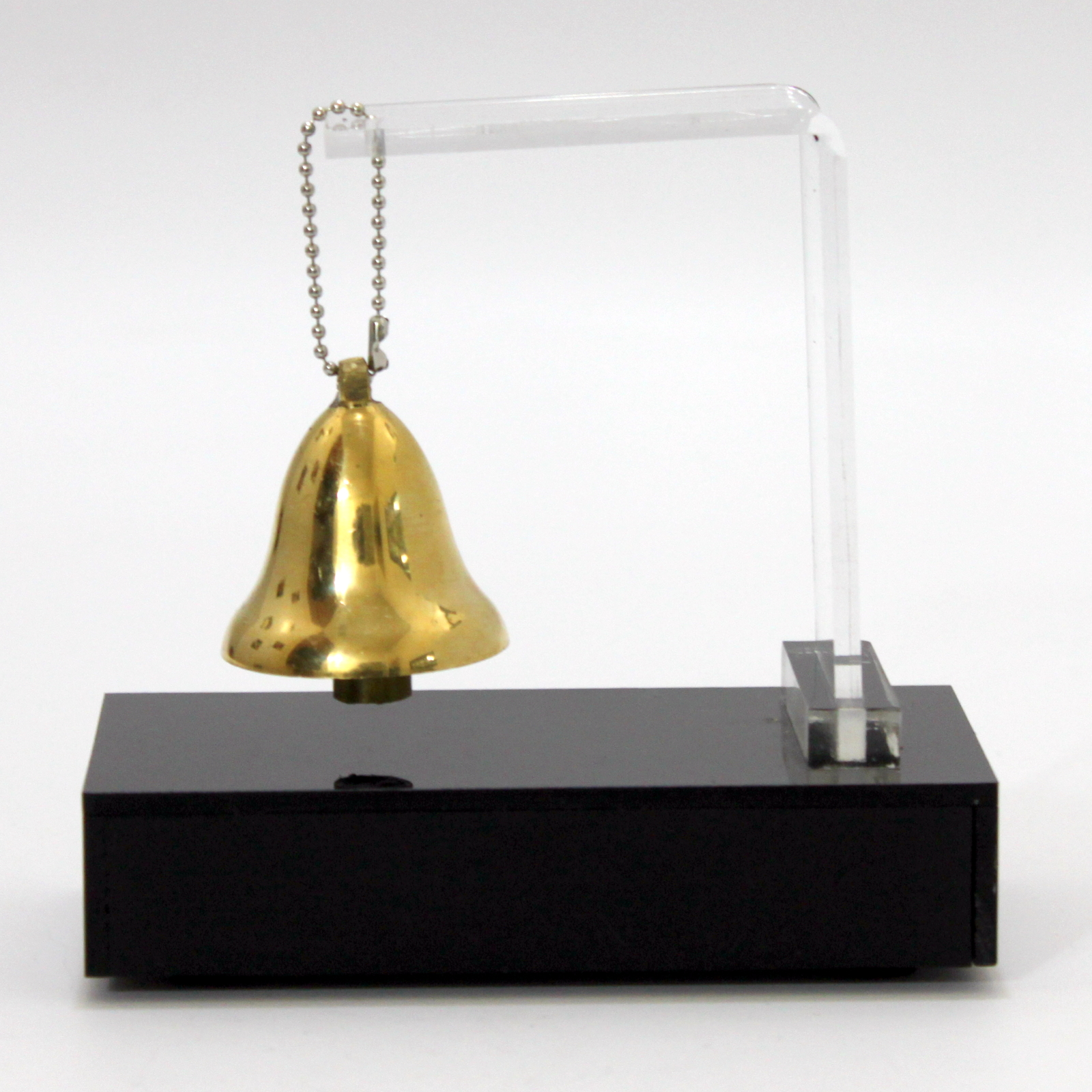 Spirit Bell with Case by Pangu Magic