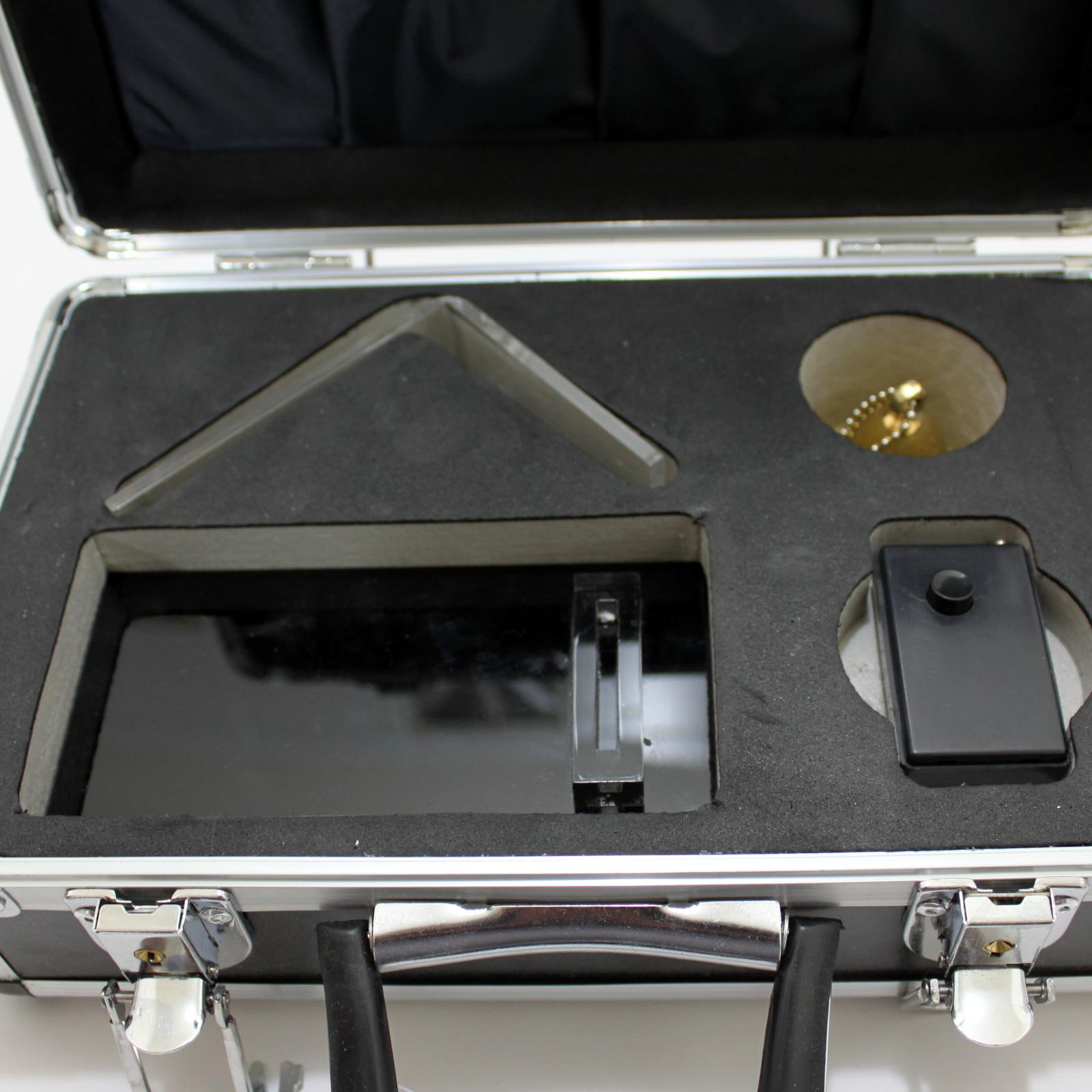 Spirit Bell with Case by Pangu Magic