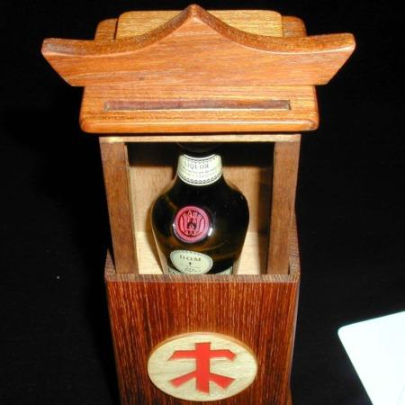 Spirit Cabinet by Alan Warner
