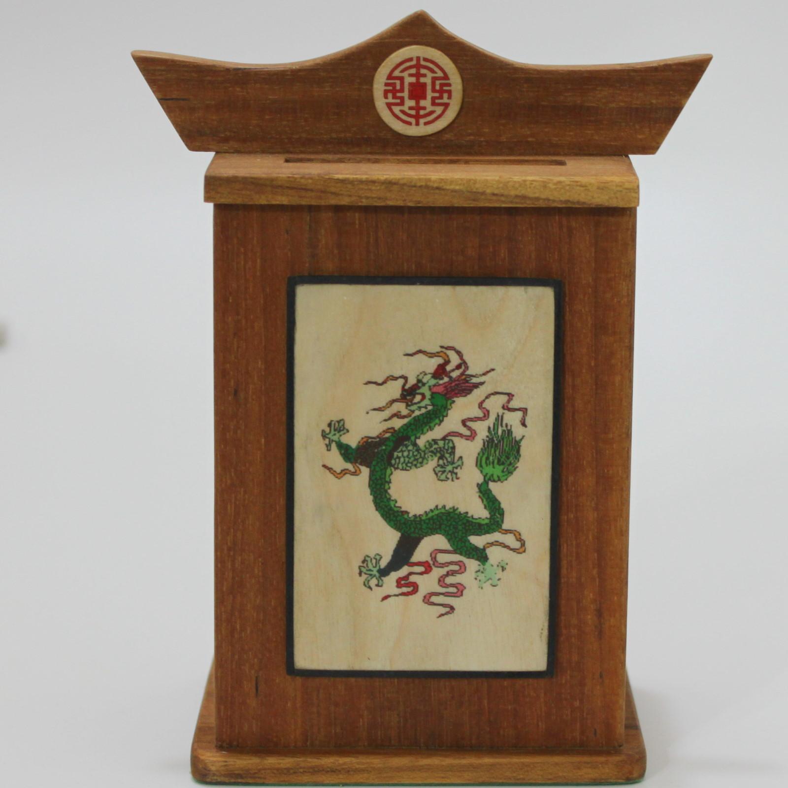 Spirit Cabinet II by Alan Warner