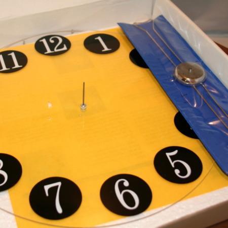 Spirit Clock Dial by Bazar de Magia