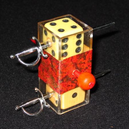Spirit Dice, The by A&B Magic Products