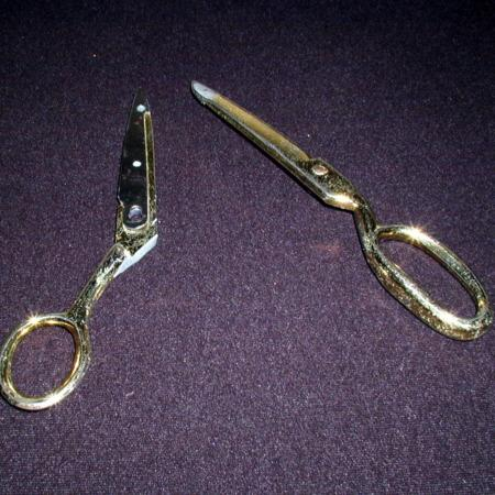 Spring Apart Scissors by Stan Watson