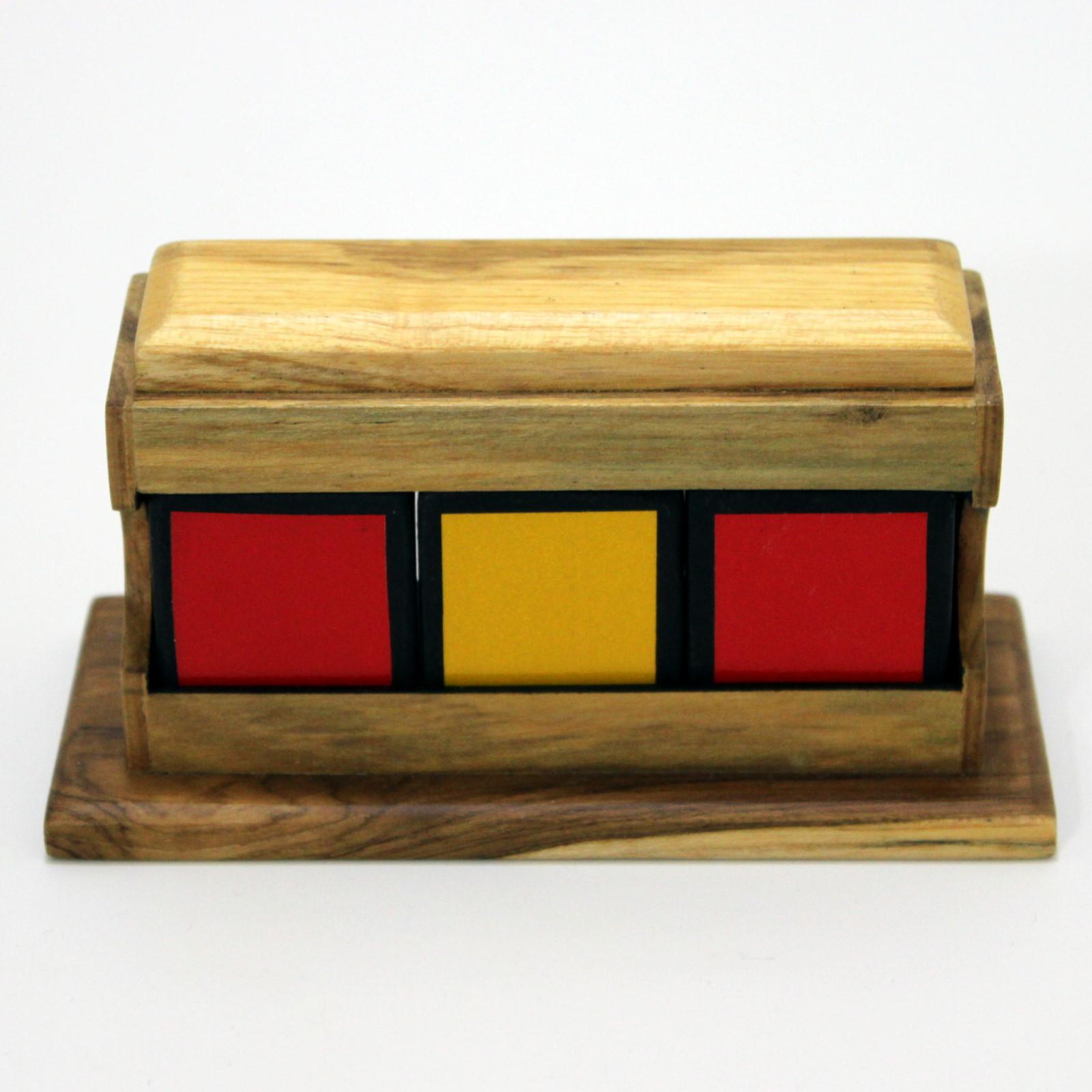 Squeeze Away Block (Mini) by Vincenzo Di Fatta