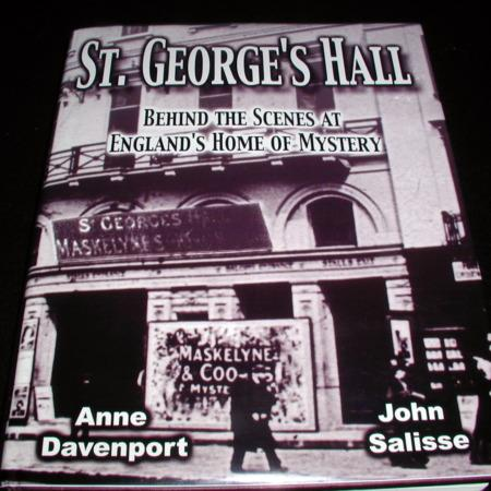 St. George's Hall by Anne Davenport, John Salisse