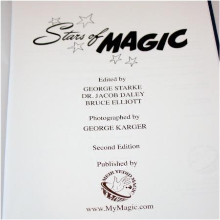 Stars of Magic (Second Edition) by Vernon, Slydini, et al.