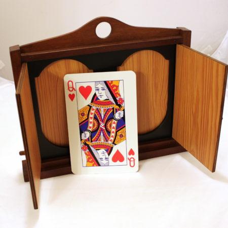 Jumbo Sucker Sliding Card Frame by Pegani