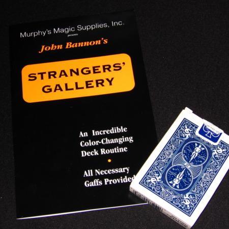 Strangers' Gallery by John Bannon