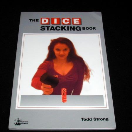 Dice Stacking Book, The by Todd Strong