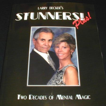 Review by Andy Martin for Stunners Plus! by Larry Becker