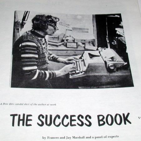 Success Book, The - Vols: 1-4 by Frances and Jay Marshall