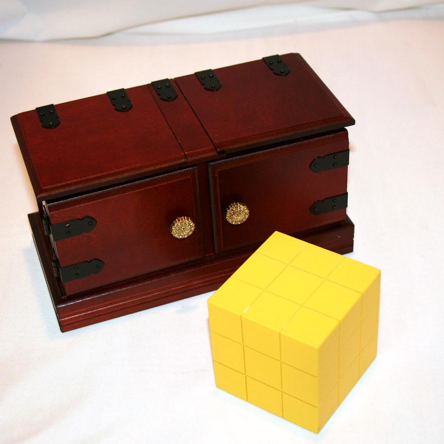 Sucker Block Box by Mikame Craft