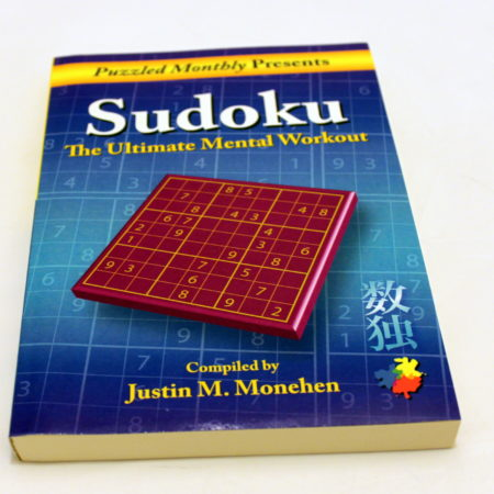Sudoku - The Ultimate Mental Workout by Justin Monehen