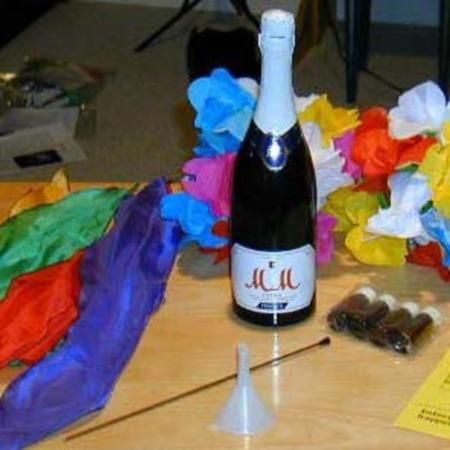 Super Champagne by Magic Hands