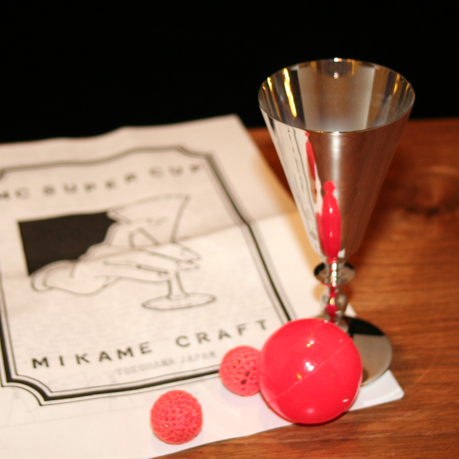 Super Cup by Mikame Craft   Martin's Magic Collection