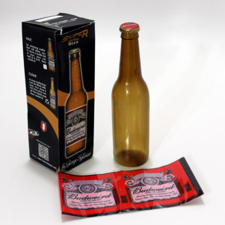 Super Latex Beer Bottle by Twister Magic