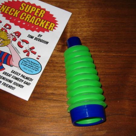 Super Neck Cracker by Tom Burgoon