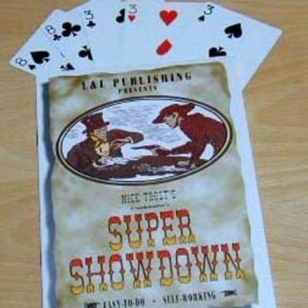Super Showdown by L&L Publishing