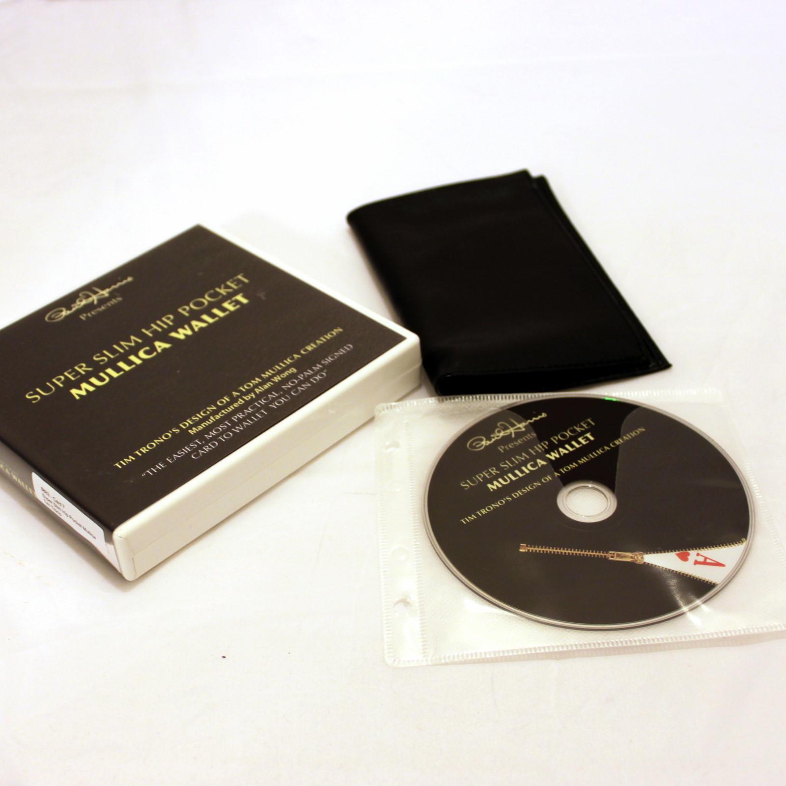 Super Slim Hip Pocket Mullica Wallet by Tim Trono