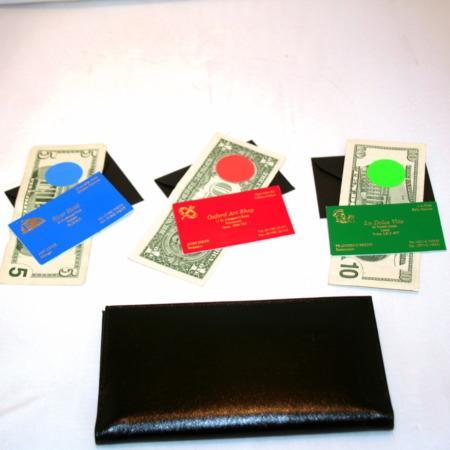 Millenium Wallet by Bob Swadling