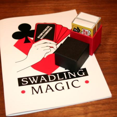 Sympathetic Matchboxes by Bob Swadling