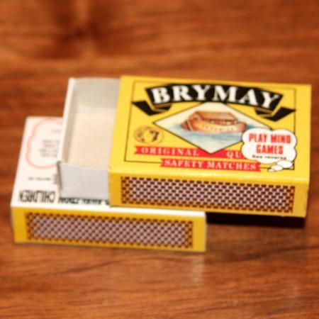 Sympathetic Matchboxes by Bob Swadling
