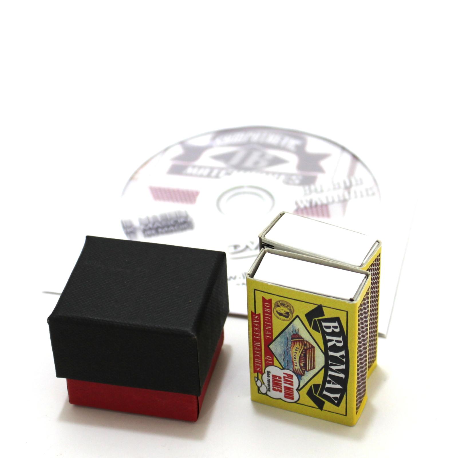 Sympathetic Matchboxes (2014) by Bob Swadling
