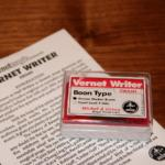 Vernet Writer Swami (Boon Type) by Vernet